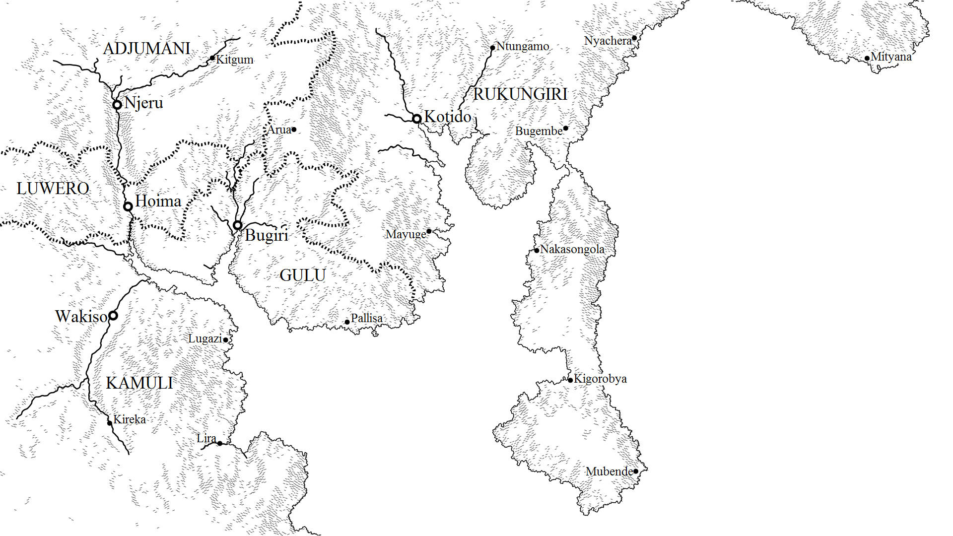 Fantasy Map Clip Art